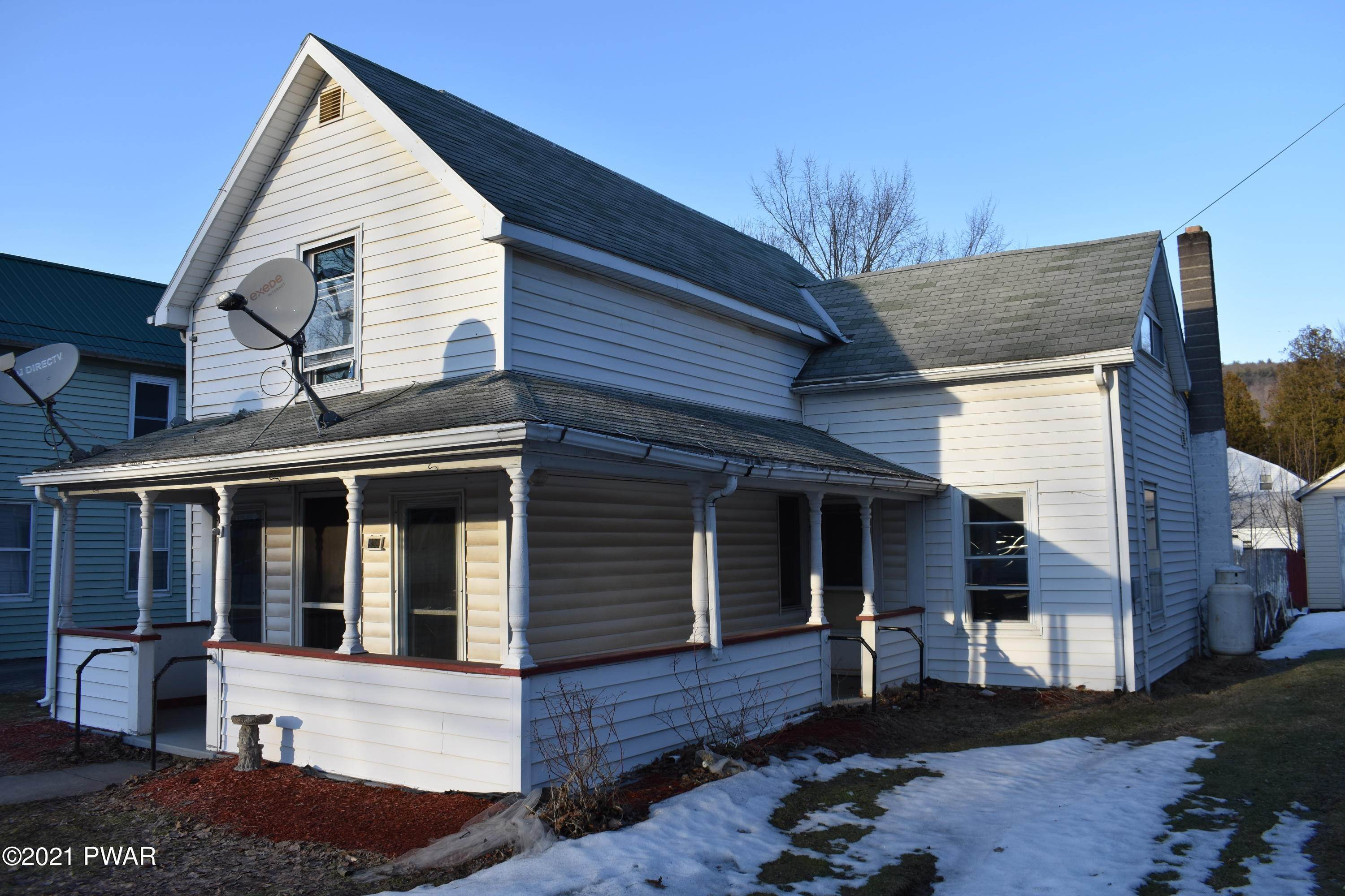 17. Single Family Homes for Sale at 330 Main St Great Bend, Pennsylvania 18820 United States