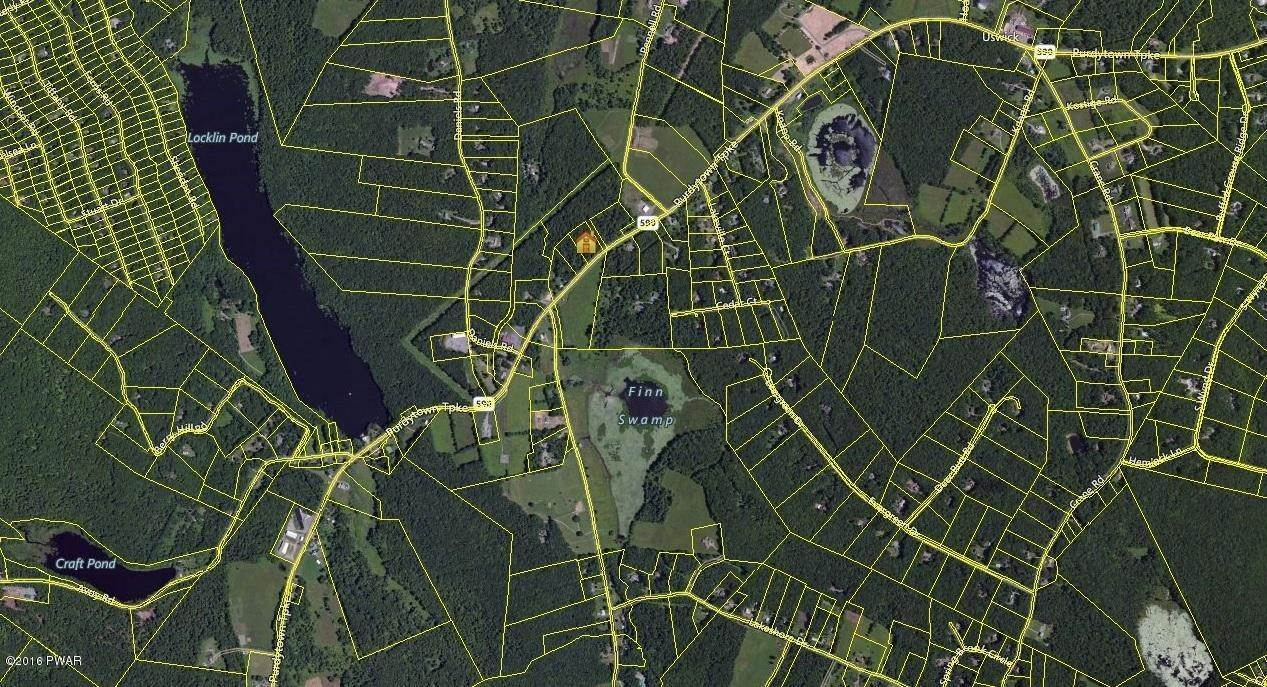 Land for Sale at Lot 13 Purdytown Tpke Lakeville, Pennsylvania 18438 United States