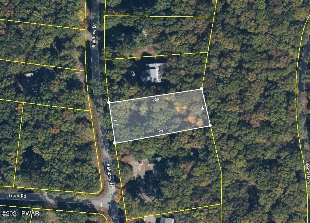Land for Sale at 162 Rainbow Dr Lackawaxen, Pennsylvania 18435 United States