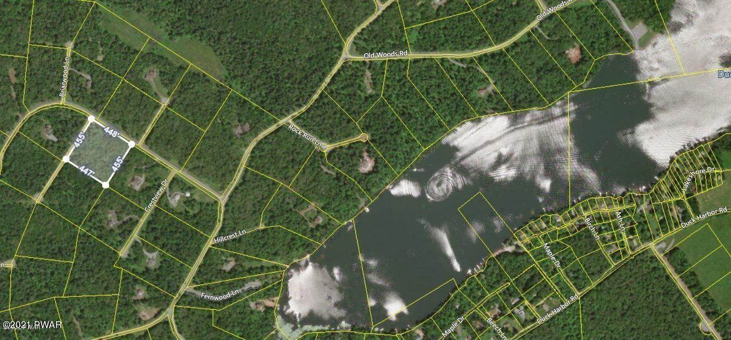 Land for Sale at 162 Heights Rd Equinunk, Pennsylvania 18417 United States