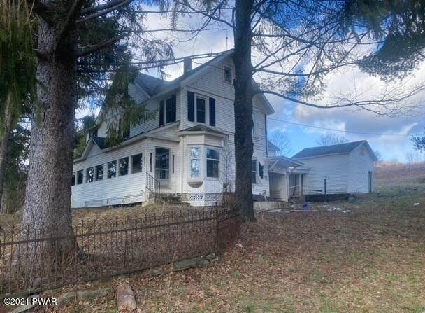 29. Single Family Homes for Sale at 1196 Pine Mill Rd Equinunk, Pennsylvania 18417 United States