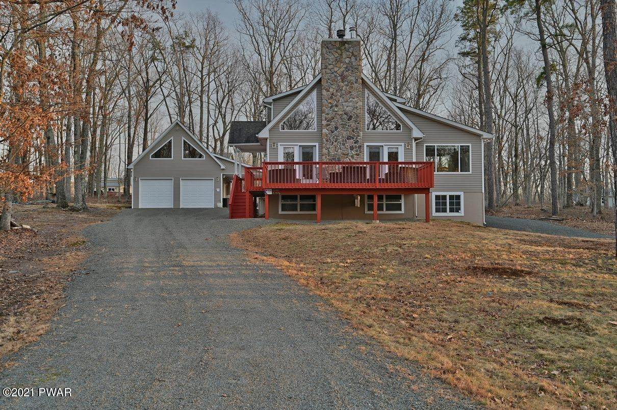 Single Family Homes for Sale at 106 Trout Rd Lackawaxen, Pennsylvania 18435 United States