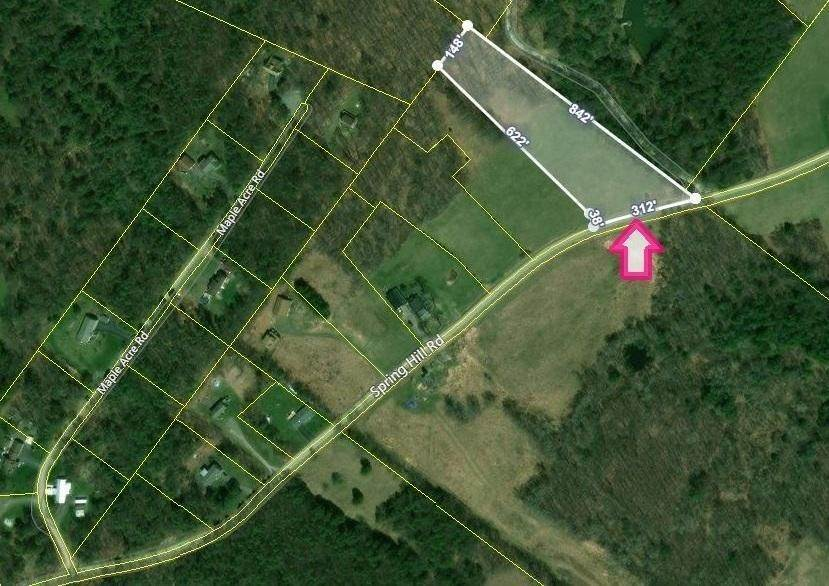 Land for Sale at 1 Spring Hill Rd Moscow, Pennsylvania 18444 United States
