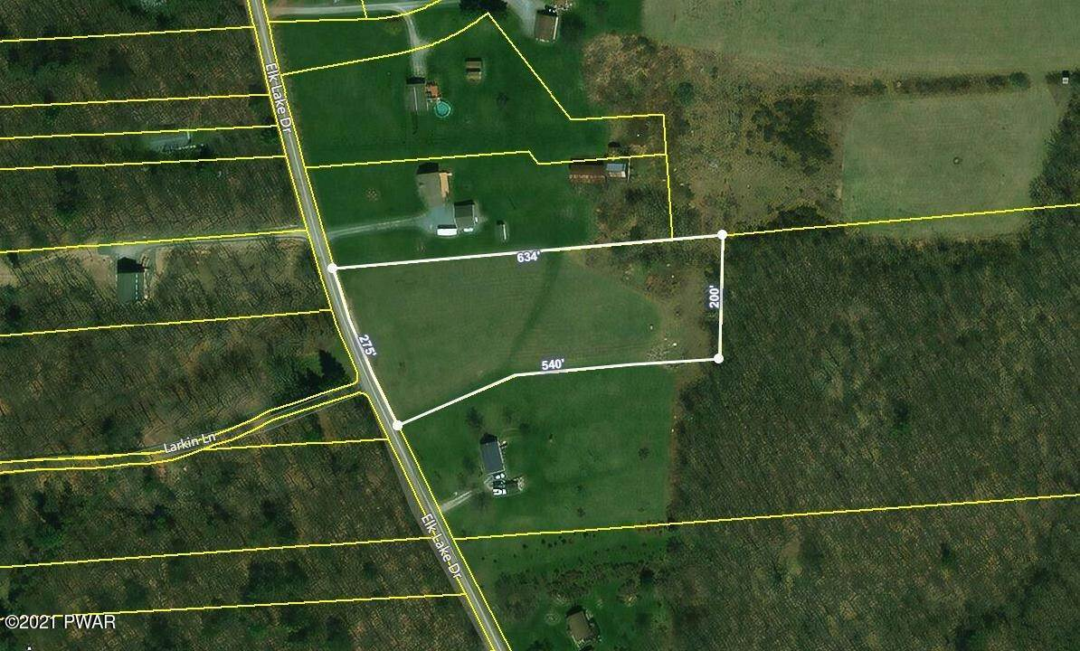 Land for Sale at Elk Lake Dr Waymart, Pennsylvania 18472 United States