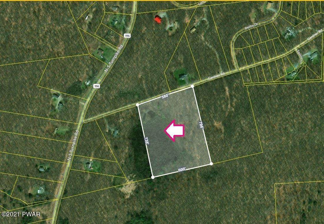Land for Sale at Lot 2 Huckleberry Hill Newfoundland, Pennsylvania 18445 United States