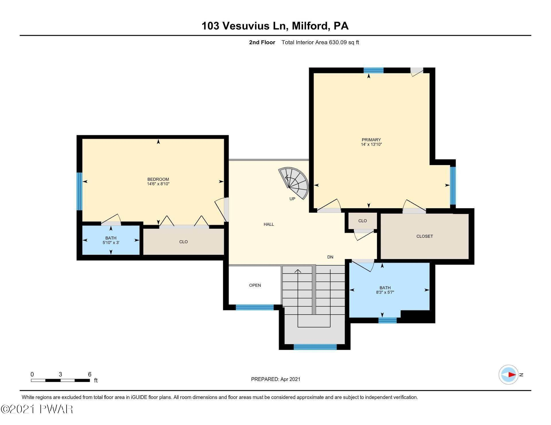 64. Single Family Homes for Sale at 103 Vesuvius Ln Milford, Pennsylvania 18337 United States