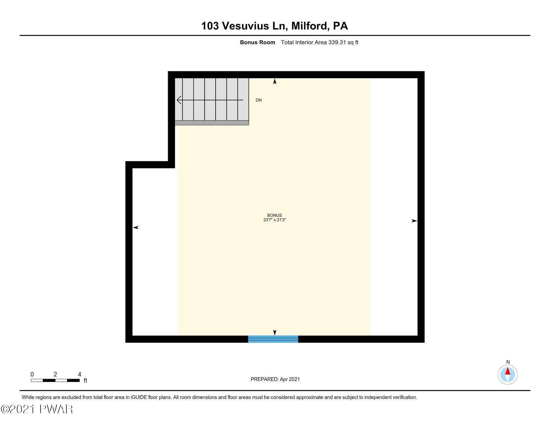 67. Single Family Homes for Sale at 103 Vesuvius Ln Milford, Pennsylvania 18337 United States