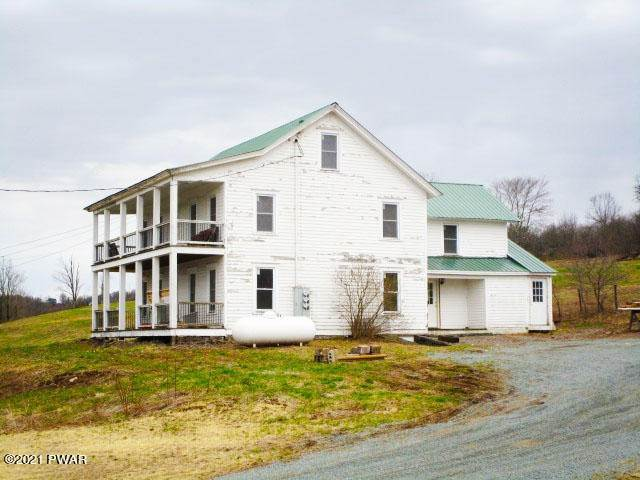 3. Single Family Homes for Sale at 2725 Hancock Hwy Equinunk, Pennsylvania 18417 United States