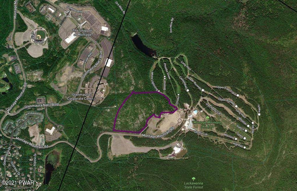 Land for Sale at Montage Mountain Rd Moosic, Pennsylvania 18507 United States