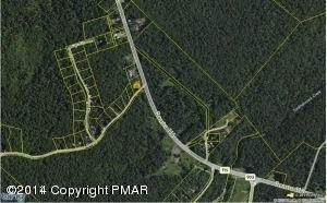 Land for Sale at Rout 115 Albrightsville, Pennsylvania 18210 United States