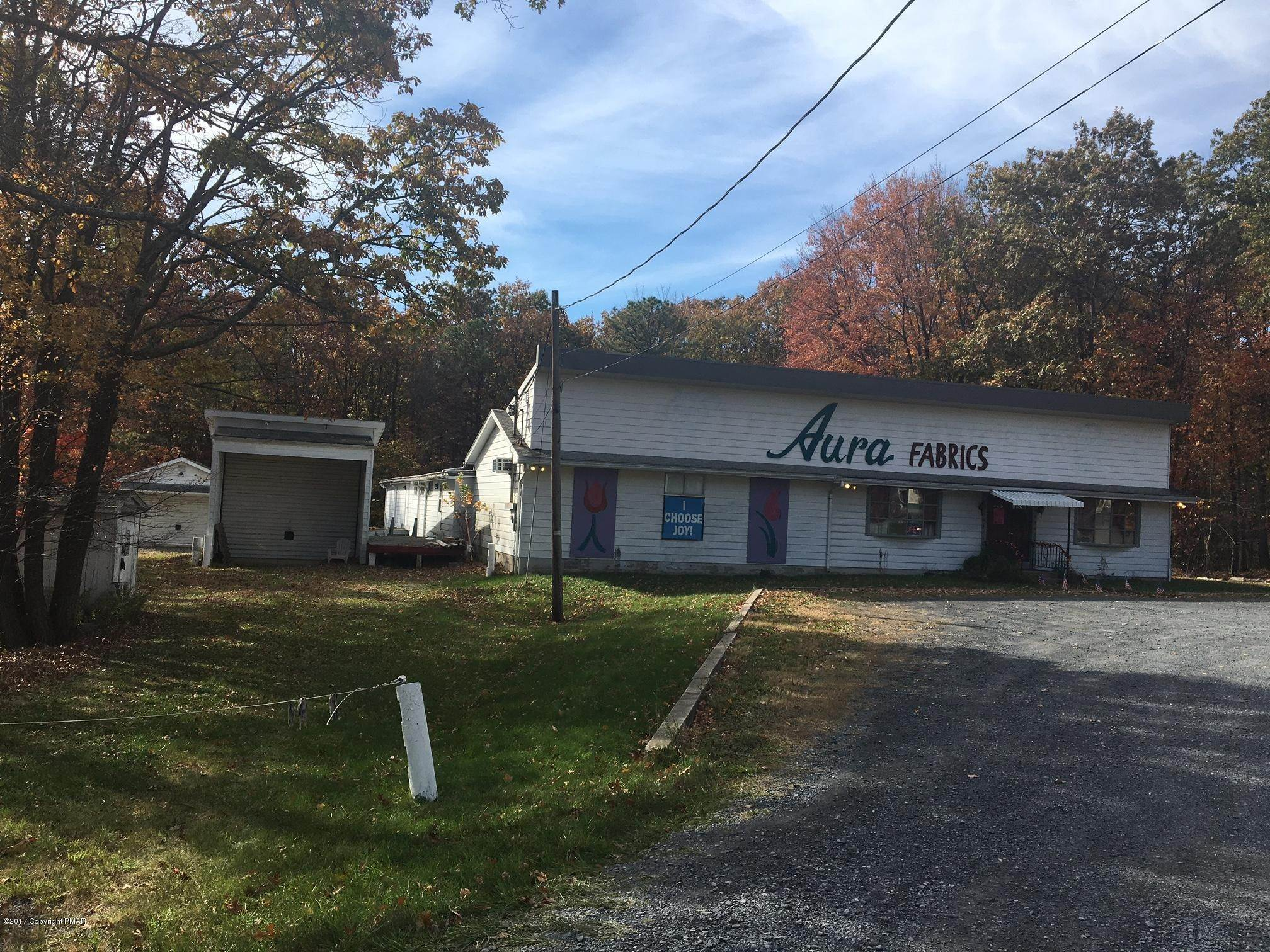 Commercial for Sale at 3275 Pa-115 Effort, Pennsylvania 18330 United States