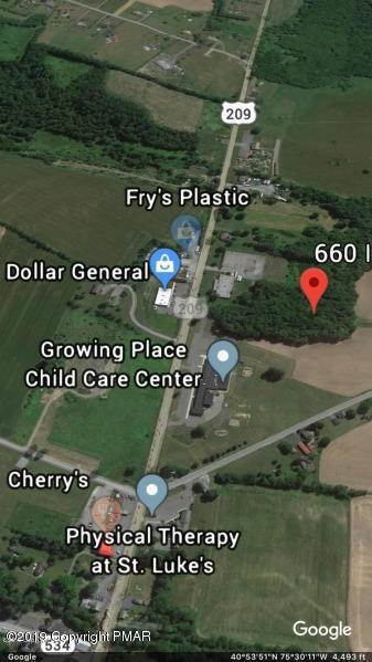 Commercial for Sale at 660 Route 209 Kresgeville, Pennsylvania 18333 United States