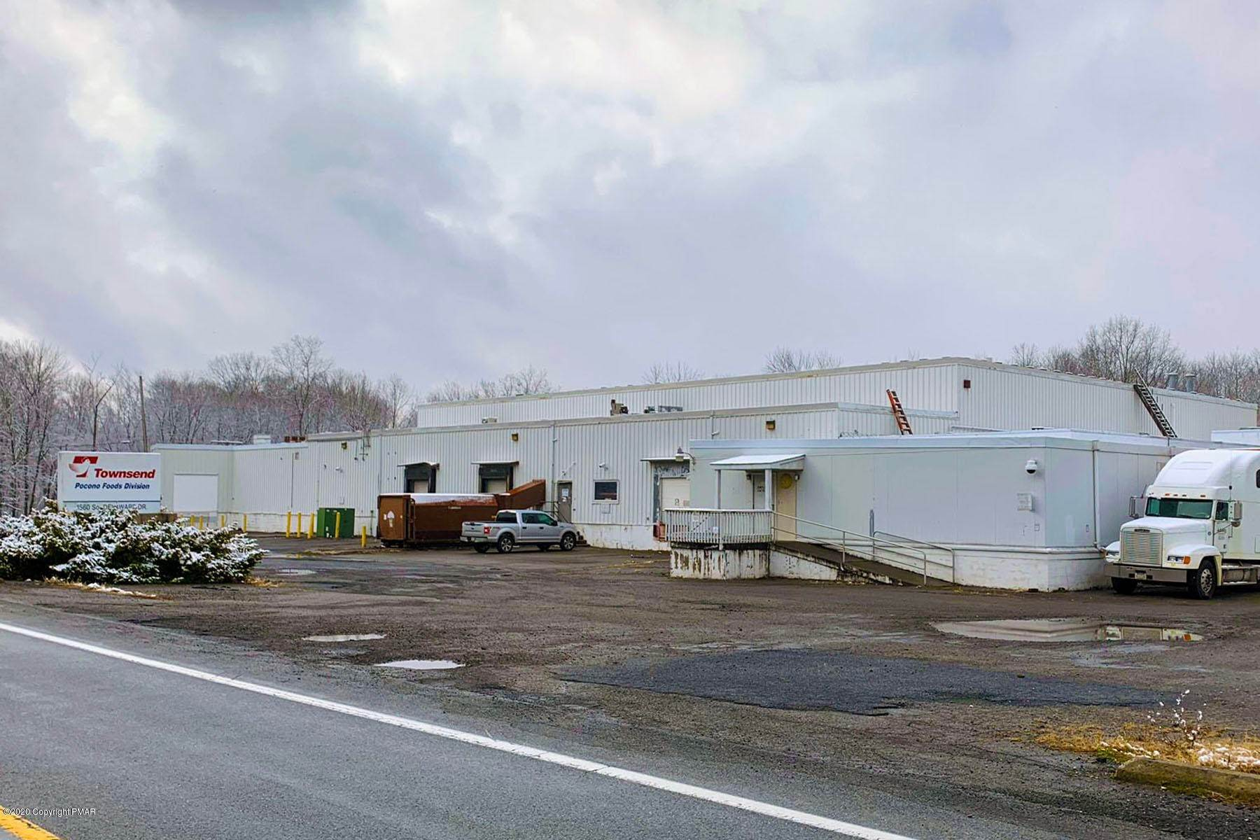 Commercial for Sale at 1560 S Delaware Dr Mount Bethel, Pennsylvania 18343 United States