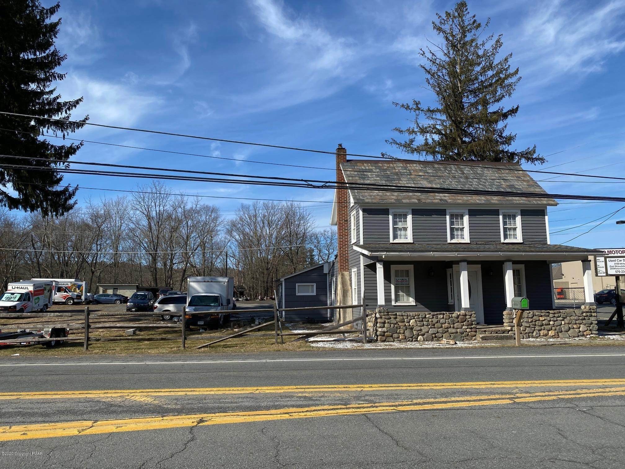 2. Commercial for Sale at 5159 Milford Rd East Stroudsburg, Pennsylvania 18301 United States