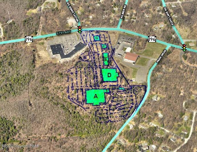 6. Commercial for Sale at 674 Route 196, Unit 1 (Q-1) Tobyhanna, Pennsylvania 18466 United States