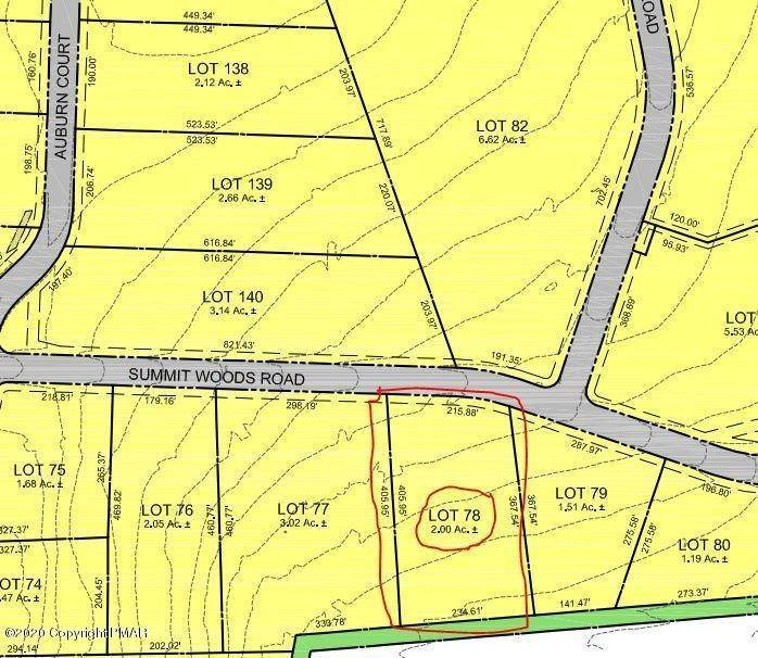 4. Land for Sale at Lot 78 Summit Woods Moscow, Pennsylvania 18444 United States