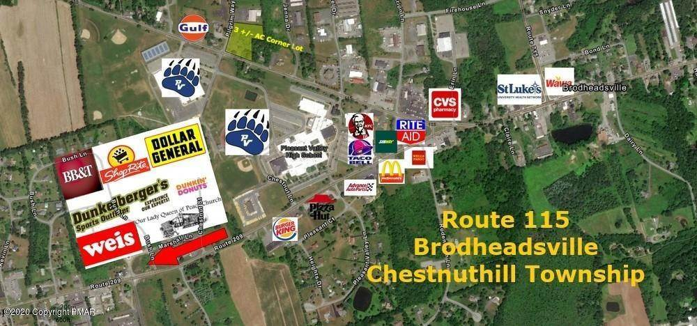 2. Commercial for Sale at 2206 Route 115 Brodheadsville, Pennsylvania 18322 United States