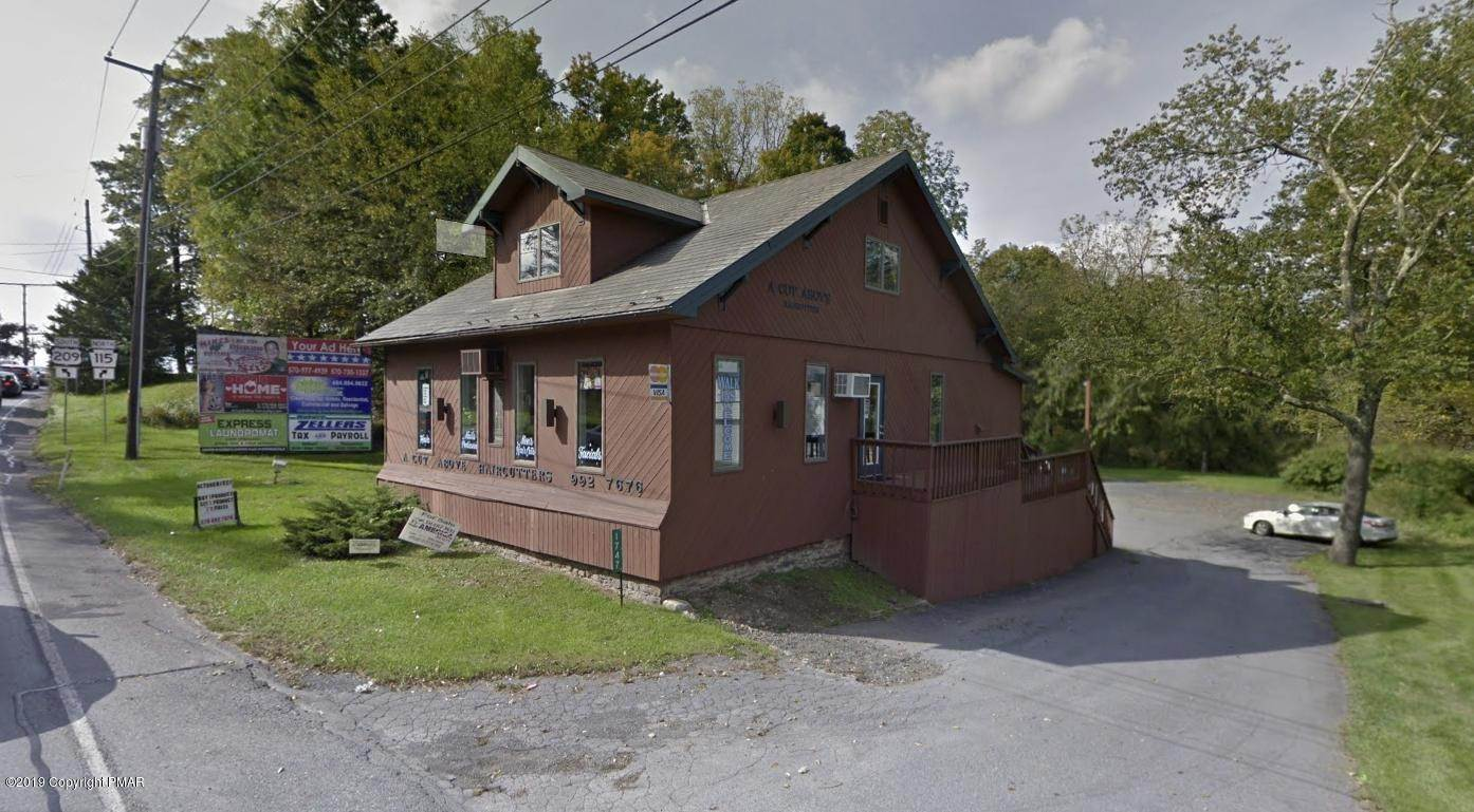 Commercial for Sale at 1747 Route 209 Brodheadsville, Pennsylvania 18322 United States