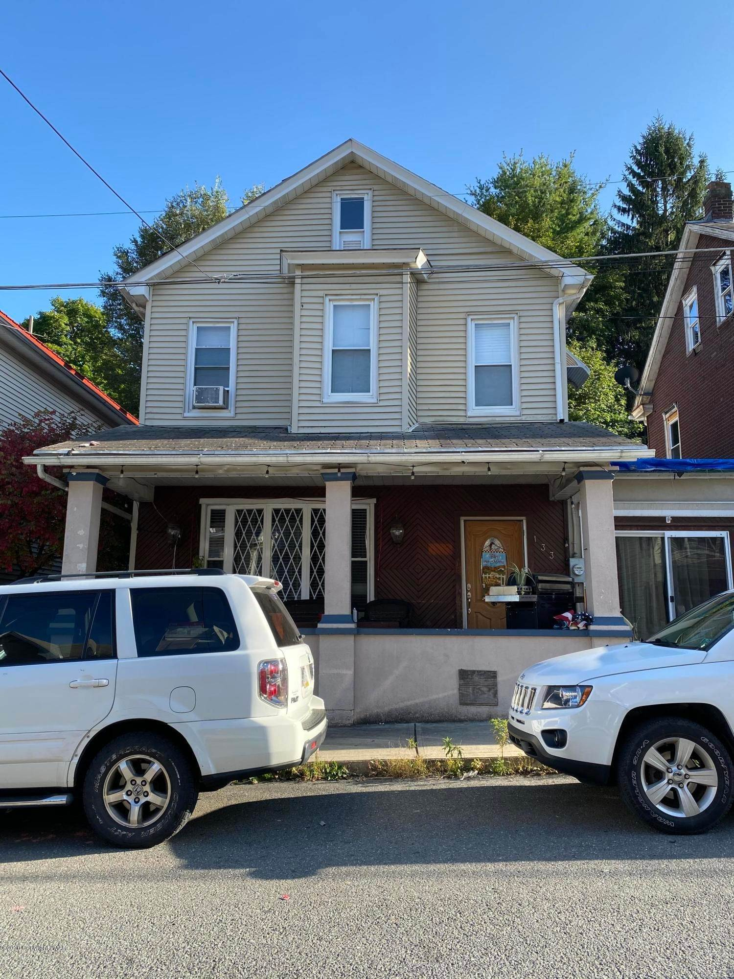 1. Single Family Homes for Sale at 133 Jamestown St Lehighton, Pennsylvania 18235 United States