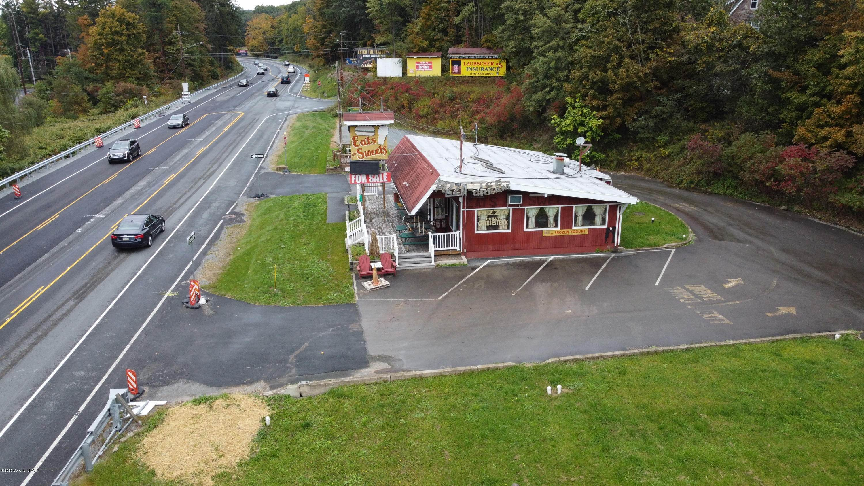 Commercial for Sale at 2477 Route 611 Rte Scotrun, Pennsylvania 18355 United States