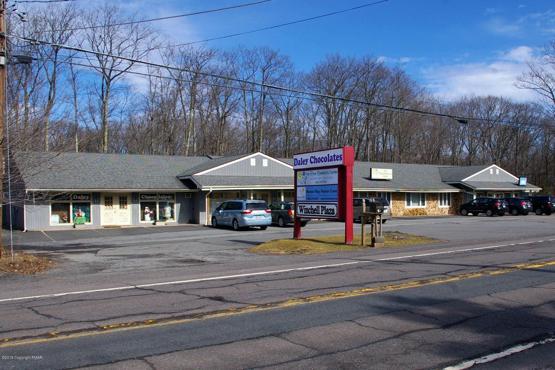 Commercial for Sale at 2557 Route 940 Pocono Summit, Pennsylvania 18346 United States