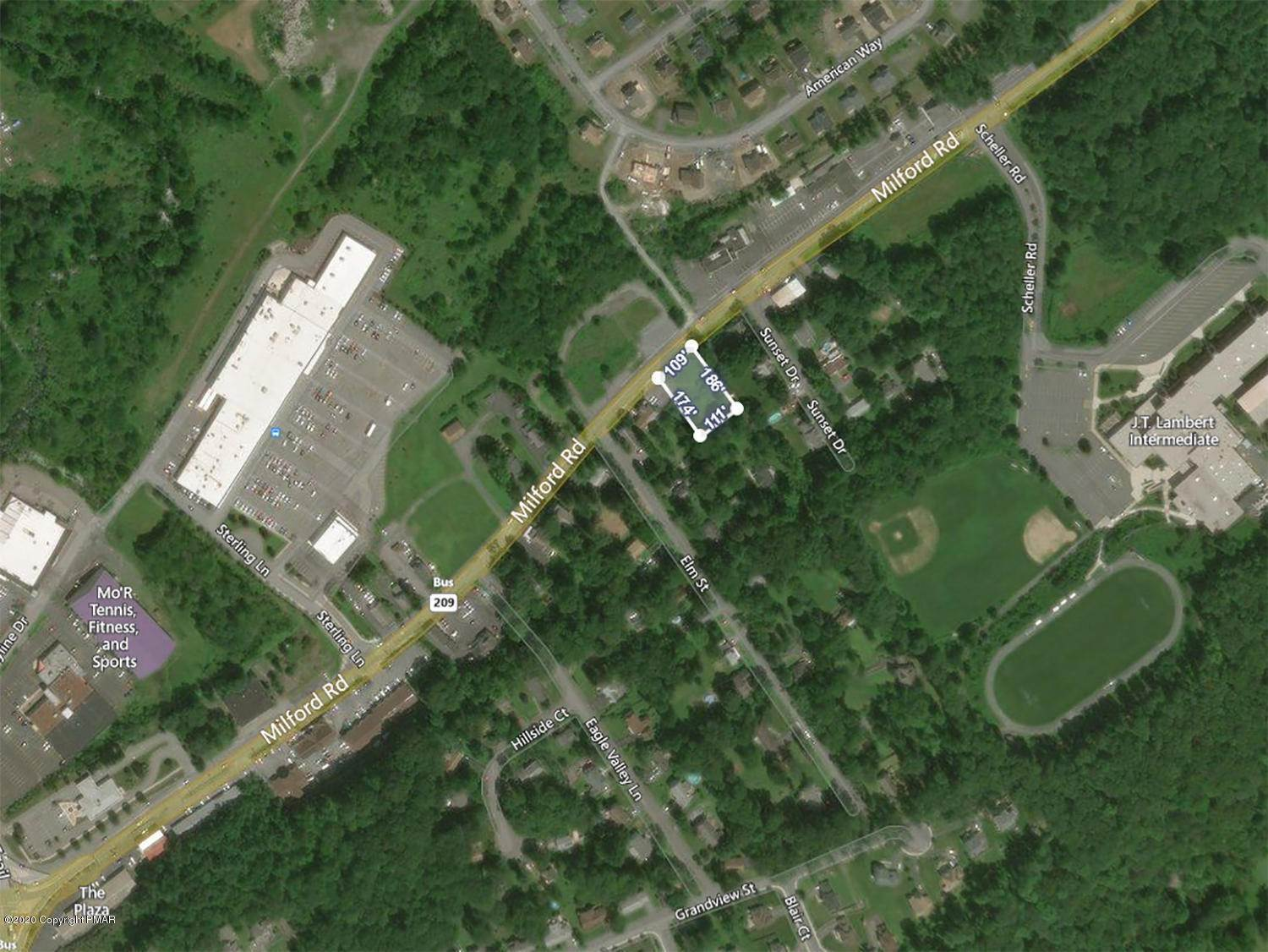 Land for Sale at Milford Rd East Stroudsburg, Pennsylvania 18301 United States