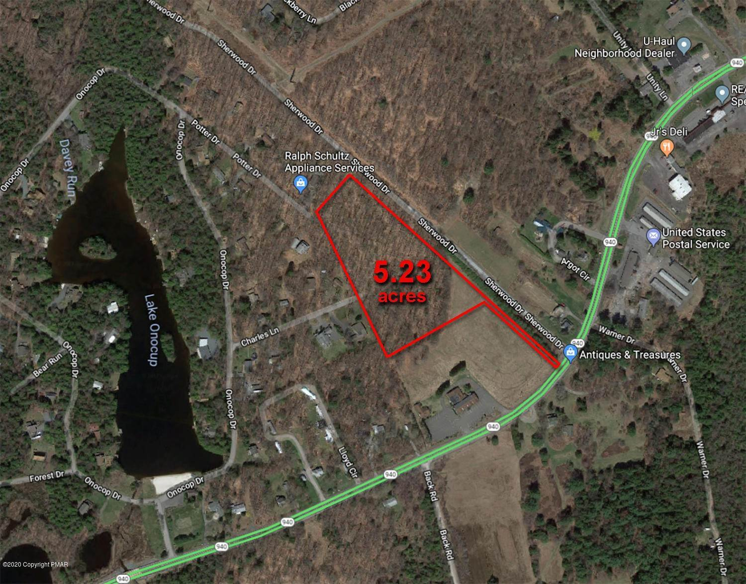 Land for Sale at Route 940 Pocono Lake, Pennsylvania 18347 United States