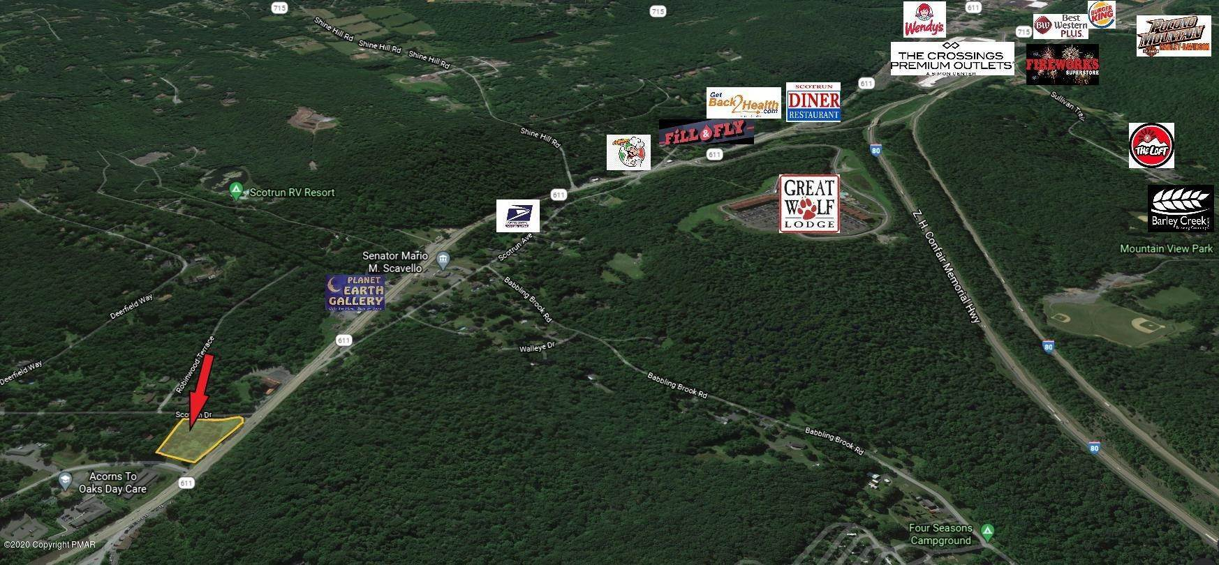 Commercial for Sale at 2 Scotrun Dr Scotrun, Pennsylvania 18355 United States