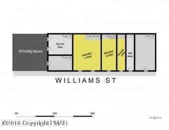 3. Commercial for Sale at 19 Williams St., Ste #5 Stroudsburg, Pennsylvania 18360 United States