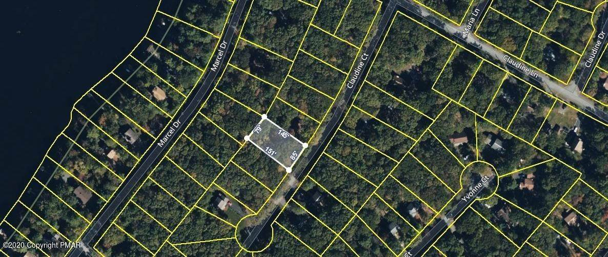 Land for Sale at Lot 71 Claudine Court Dingmans Ferry, Pennsylvania 18328 United States