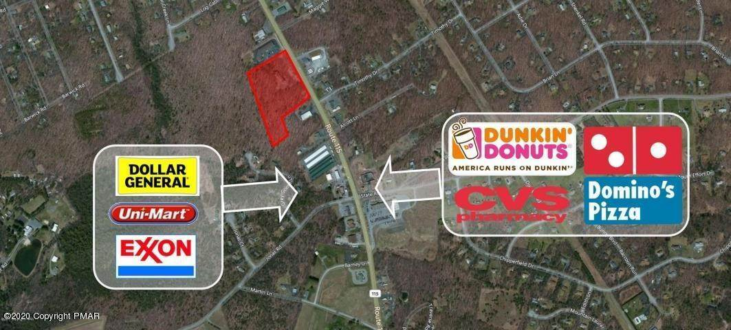 Commercial for Sale at 3245 Pa-115 Effort, Pennsylvania 18330 United States