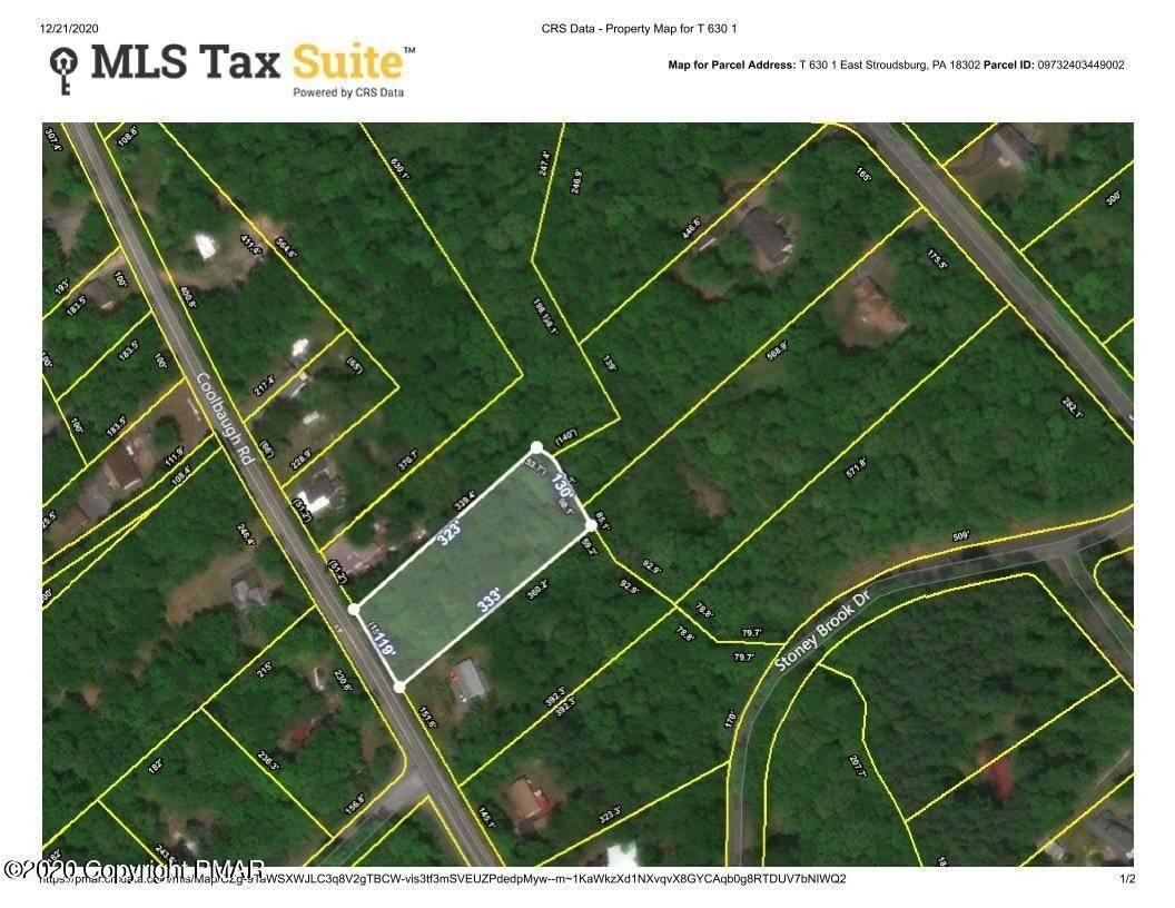 Land for Sale at T 630 East Stroudsburg, Pennsylvania 18302 United States