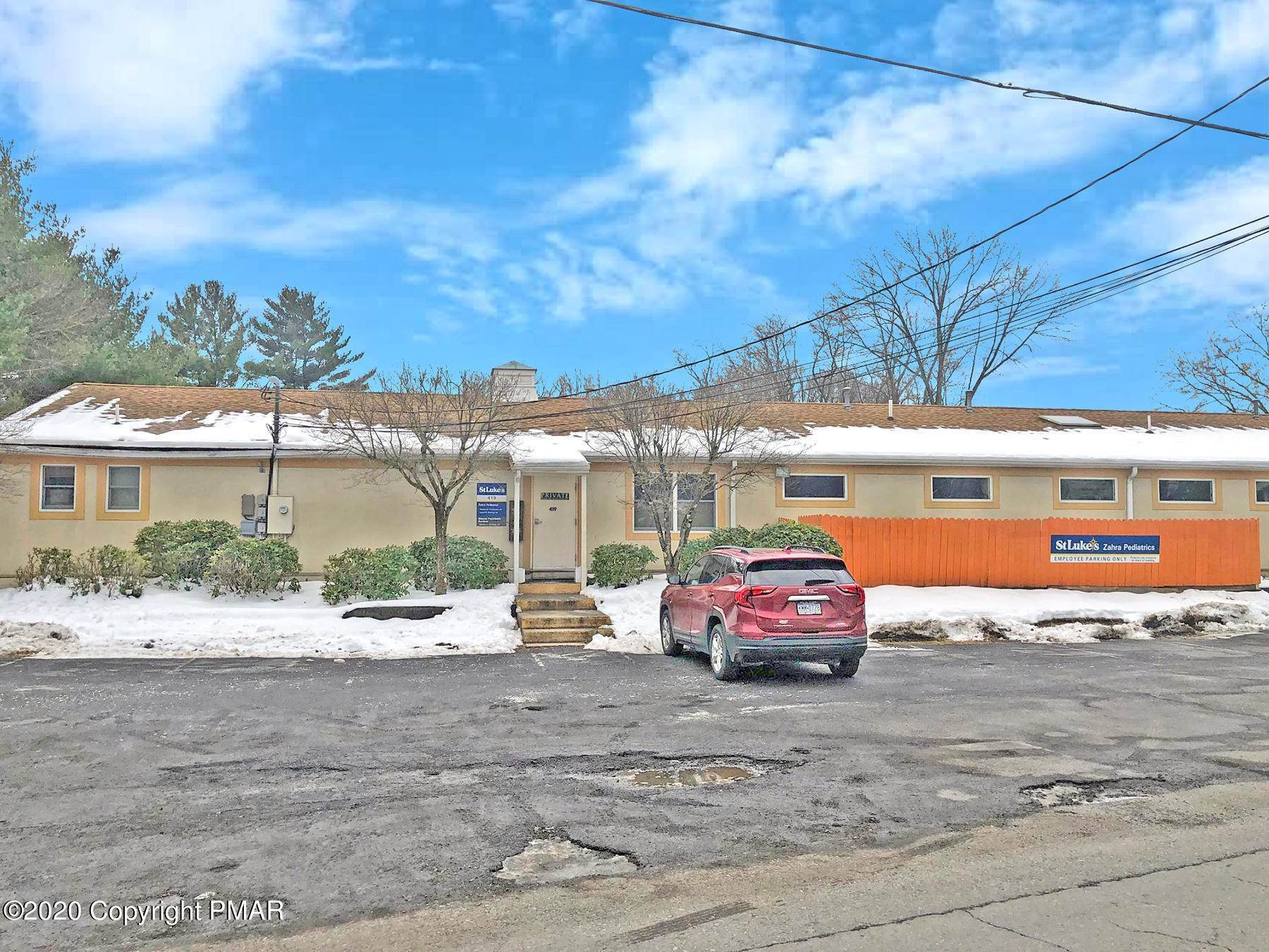 Commercial for Sale at 419 King St East Stroudsburg, Pennsylvania 18301 United States