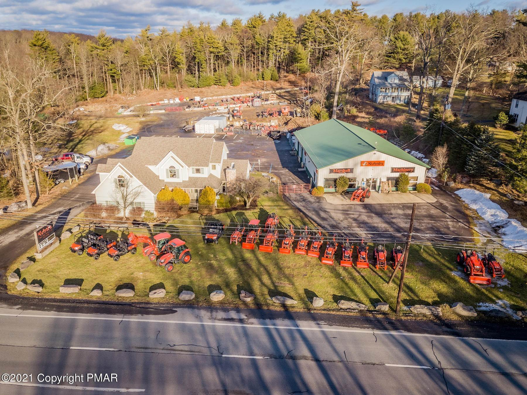 2. Commercial for Sale at 1819 Route 611 Mount Pocono, Pennsylvania 18344 United States