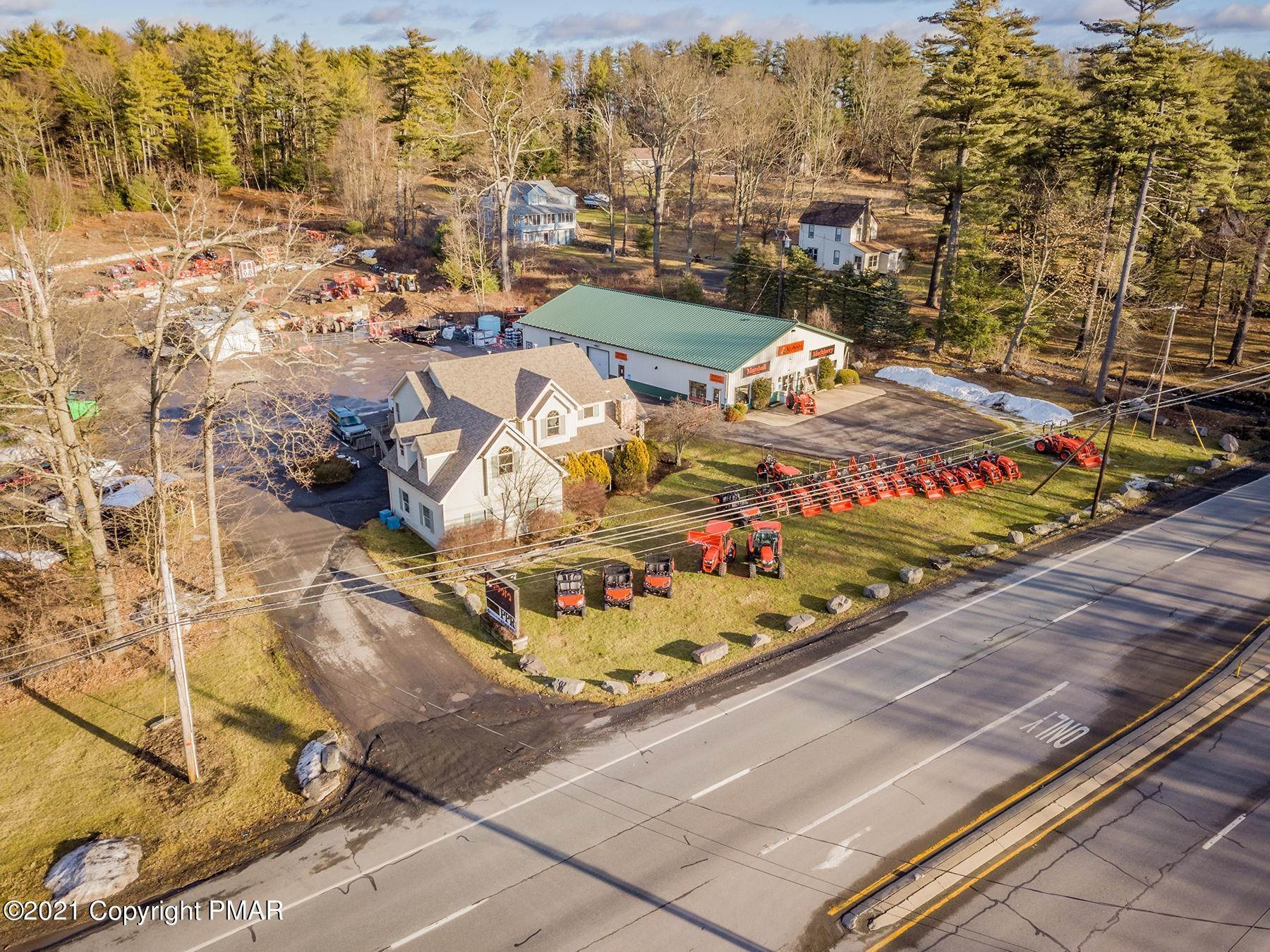 3. Commercial for Sale at 1819 Route 611 Mount Pocono, Pennsylvania 18344 United States