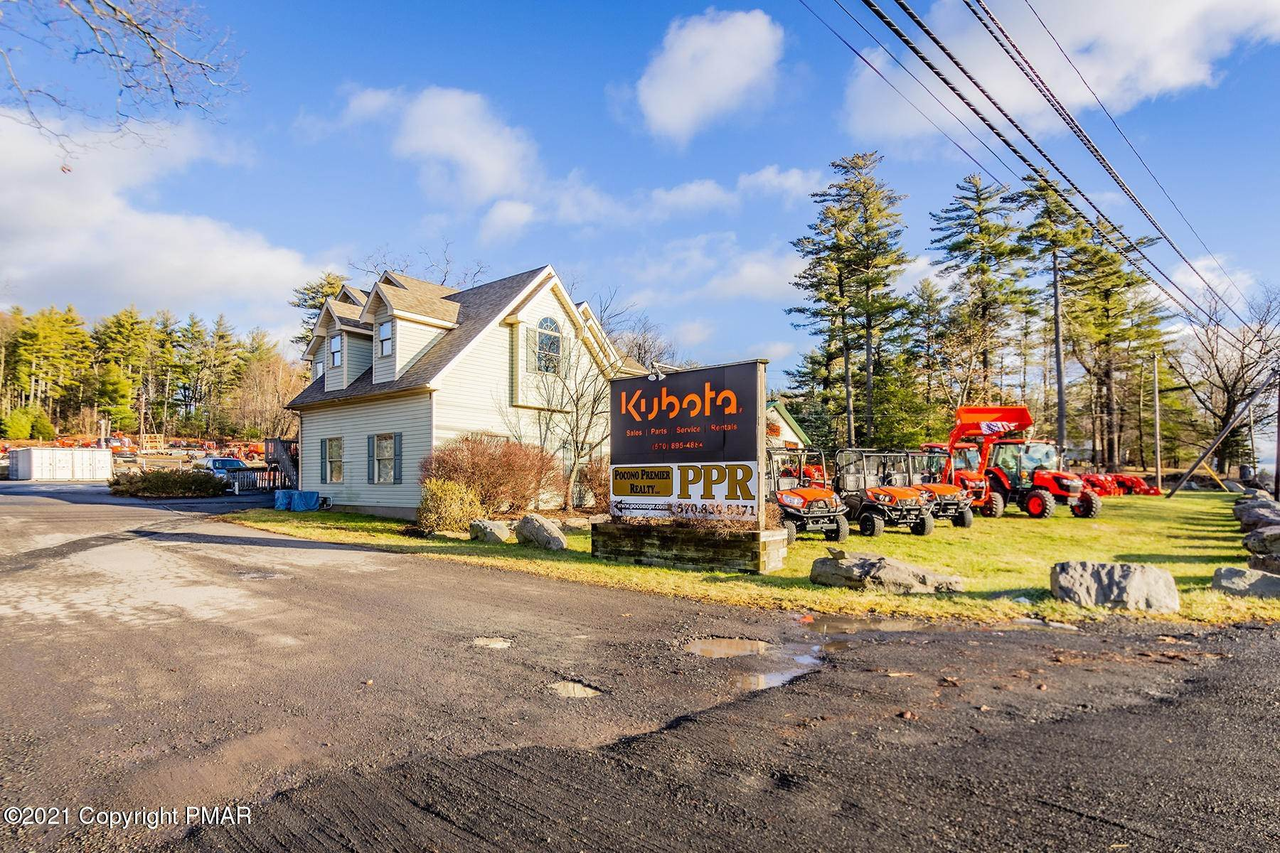 72. Commercial for Sale at 1819 Route 611 Mount Pocono, Pennsylvania 18344 United States