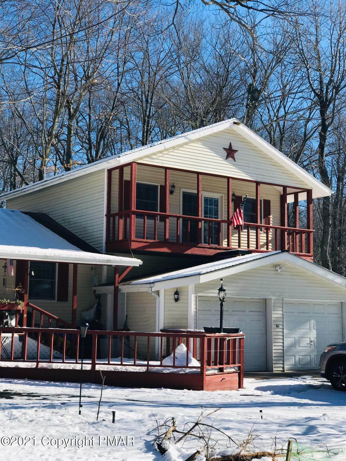 2. Single Family Homes for Sale at 4122 Sylvan Ln Pocono Summit, Pennsylvania 18346 United States