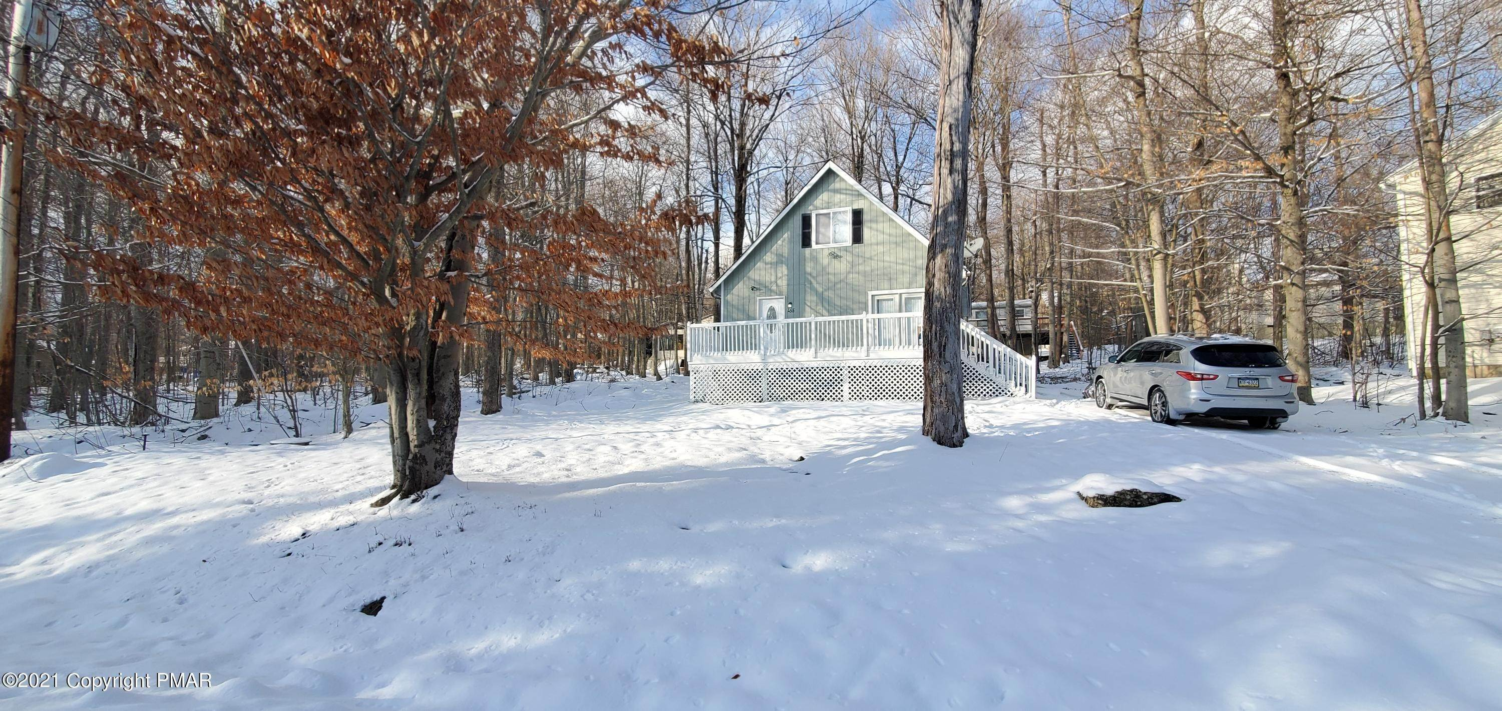 2. Single Family Homes for Sale at 2027 Skyview Ter Tobyhanna, Pennsylvania 18466 United States