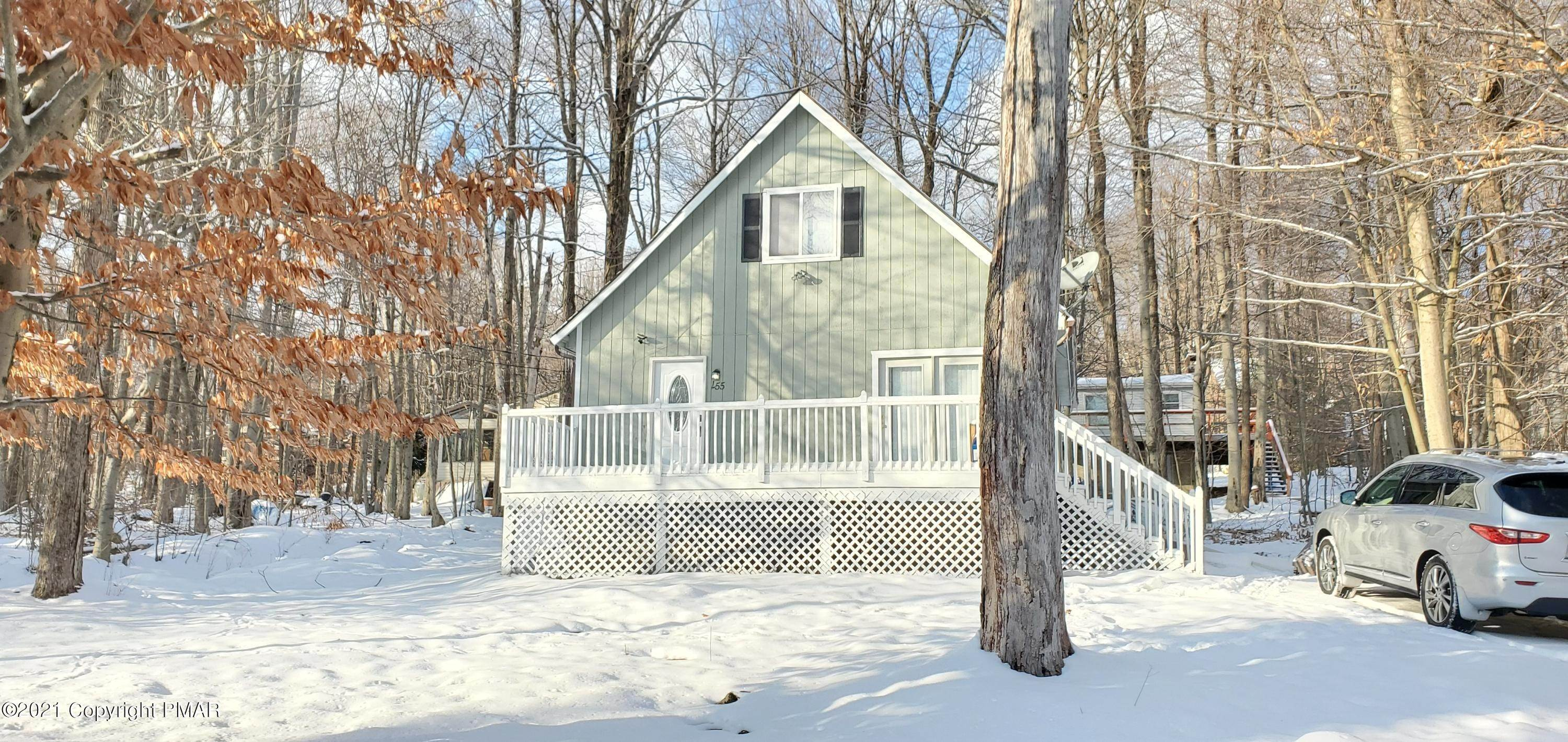 Single Family Homes for Sale at 2027 Skyview Ter Tobyhanna, Pennsylvania 18466 United States