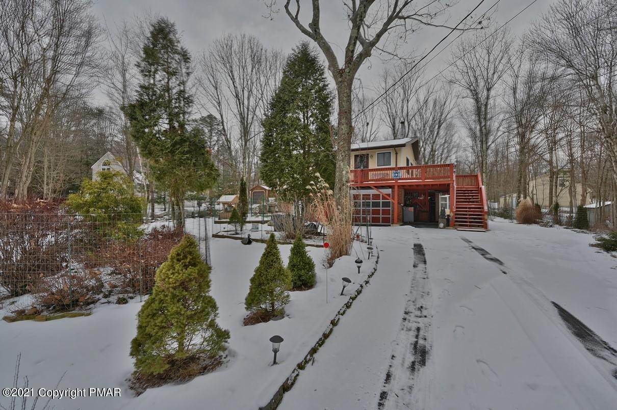 44. Single Family Homes for Sale at 156 Birch Dr Blakeslee, Pennsylvania 18610 United States