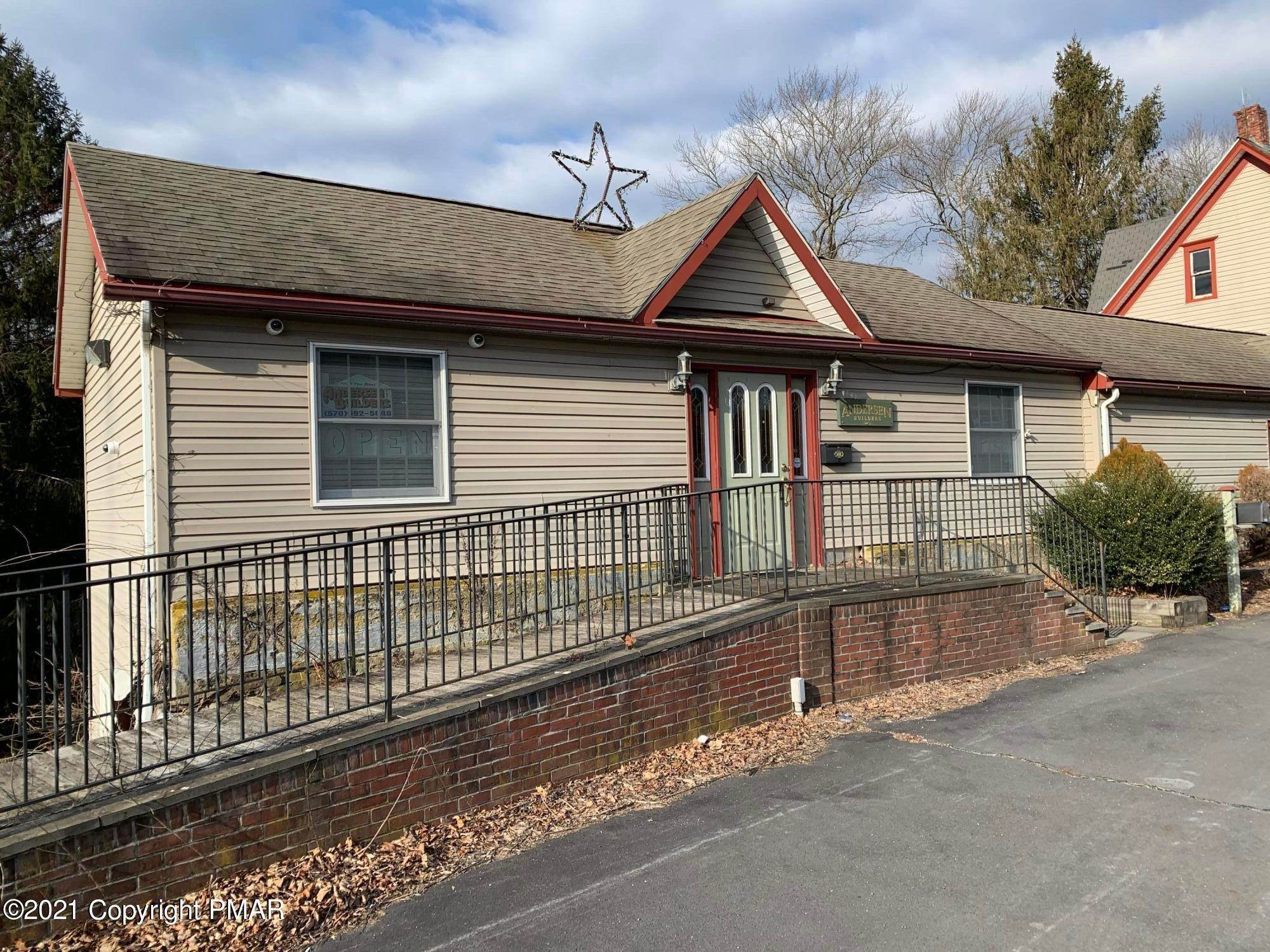 Commercial for Sale at 2523 Route 115 Effort, Pennsylvania 18330 United States