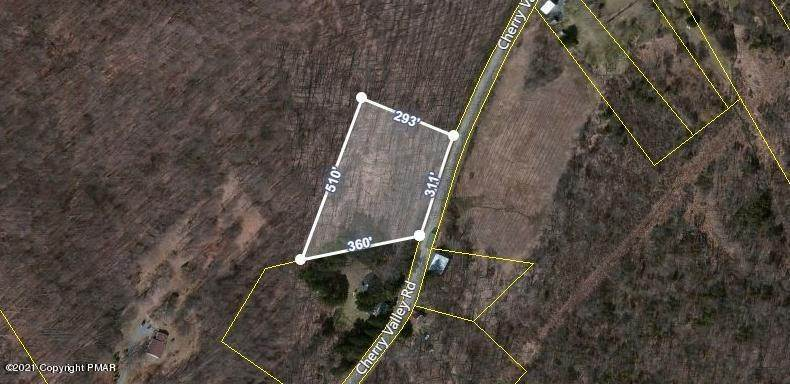 Land for Sale at 165 Lr - Cherry Valley Rd Stroudsburg, Pennsylvania 18360 United States