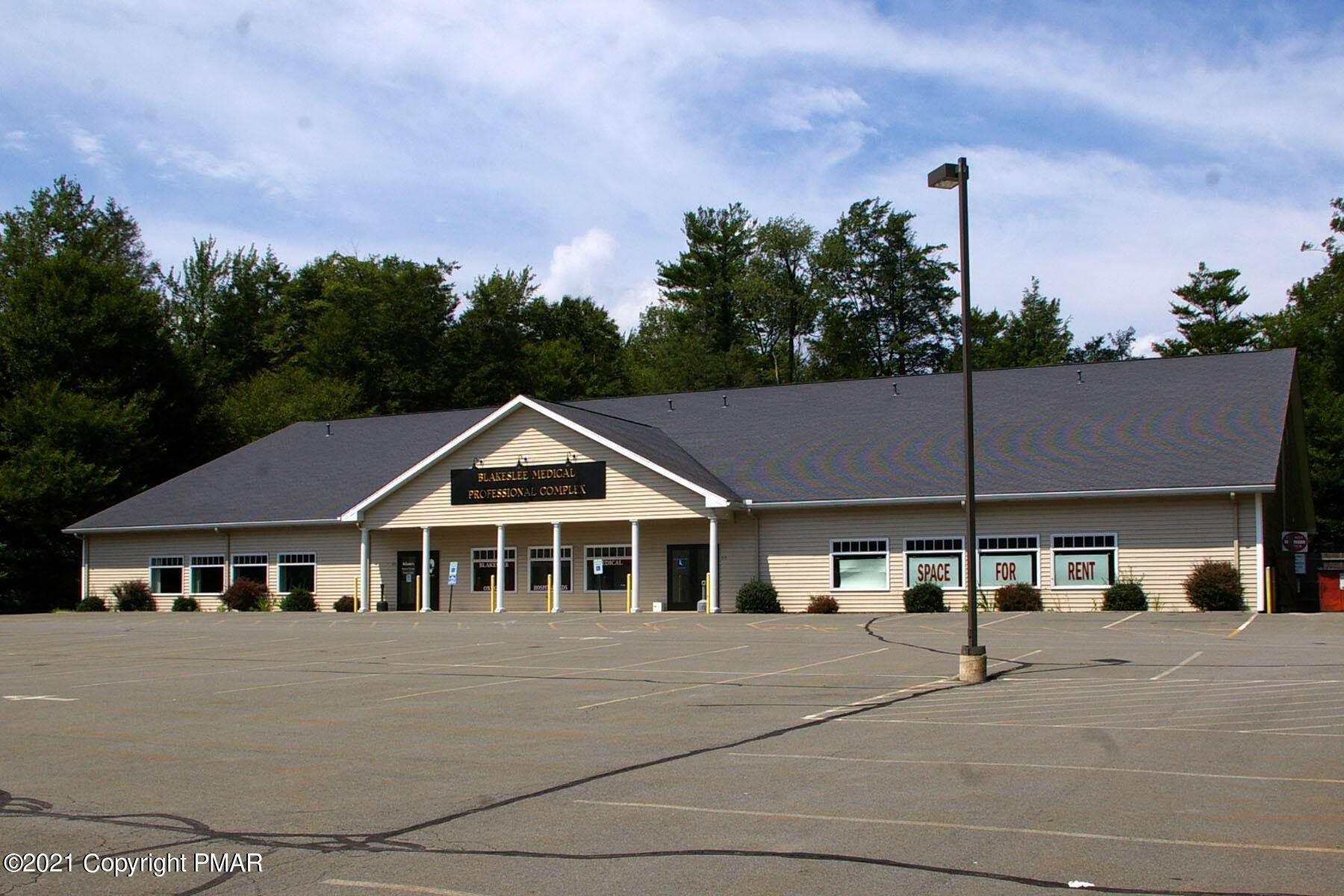 Commercial for Sale at 395 Route 940, Ste#107 Blakeslee, Pennsylvania 18610 United States