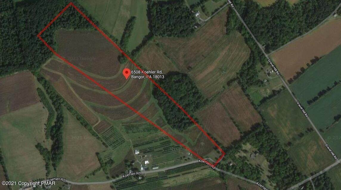 47. Farm and Ranch Properties for Sale at 6508 Koehler Rd Bangor, Pennsylvania 18013 United States