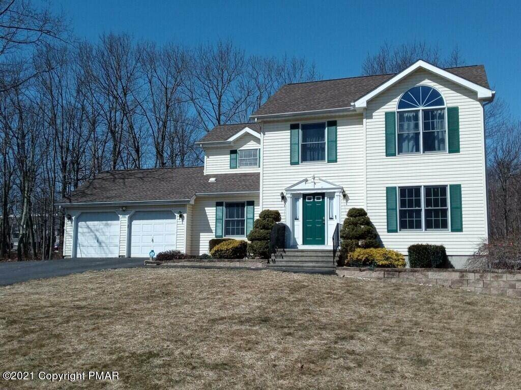 Single Family Homes for Sale at 110 Maple Ave Mount Pocono, Pennsylvania 18344 United States