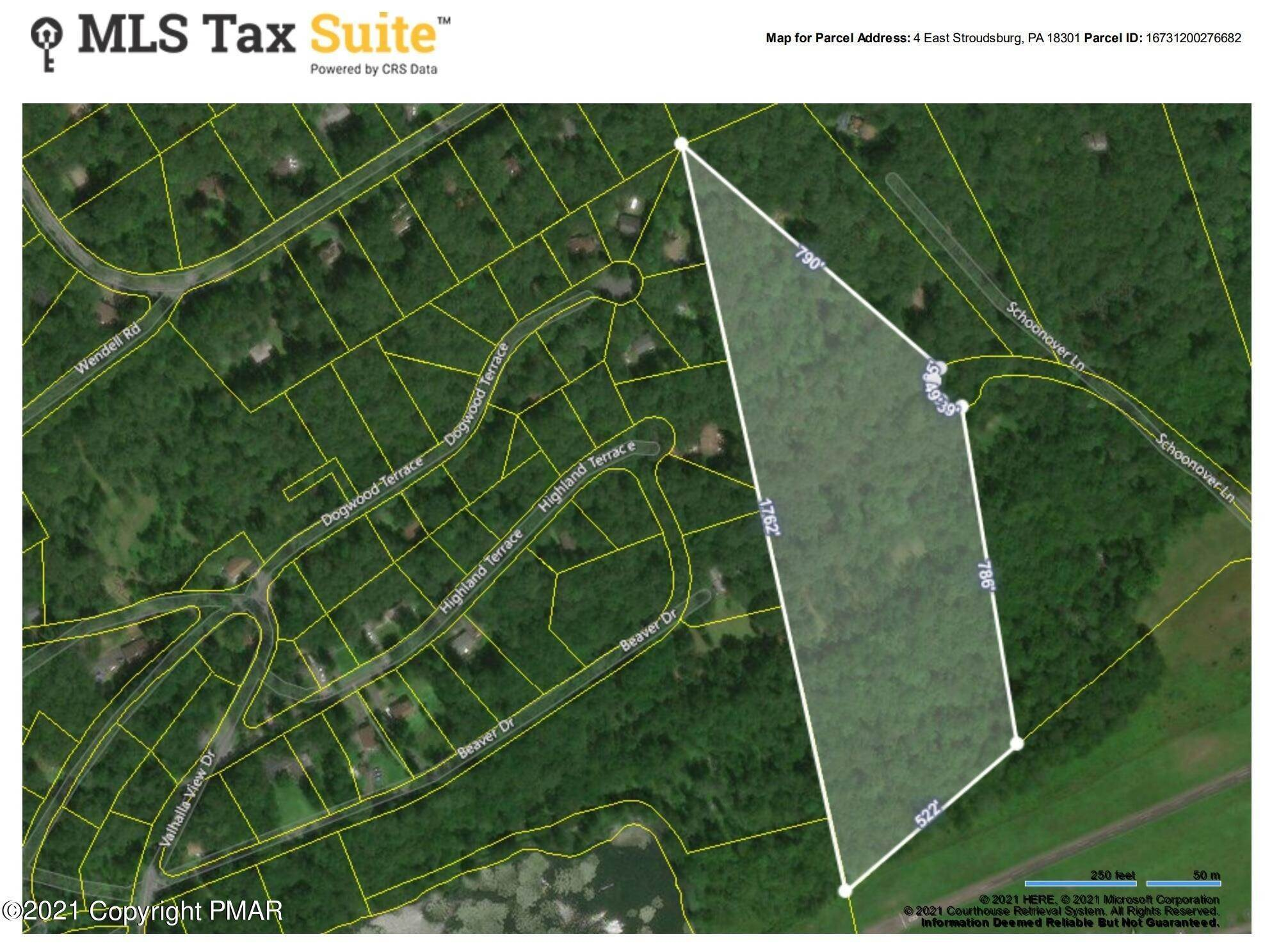 Land for Sale at Lot 4 Schoonover Rd East Stroudsburg, Pennsylvania 18301 United States