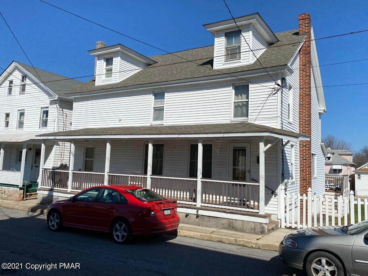 2. Single Family Homes for Sale at 152 School St Summit Hill, Pennsylvania 18250 United States