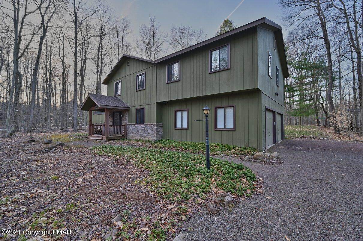 74. Single Family Homes for Sale at 1507 Beech Spring Drive Pocono Pines, Pennsylvania 18350 United States