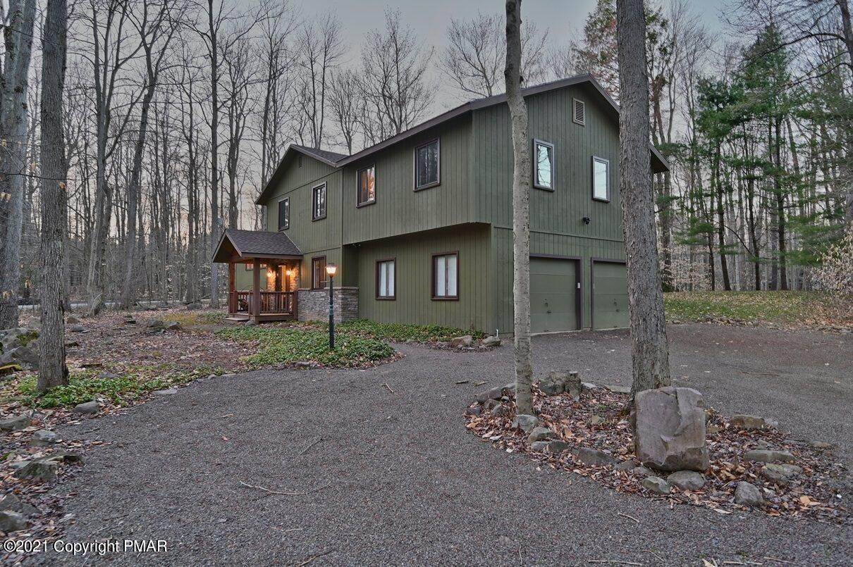75. Single Family Homes for Sale at 1507 Beech Spring Drive Pocono Pines, Pennsylvania 18350 United States