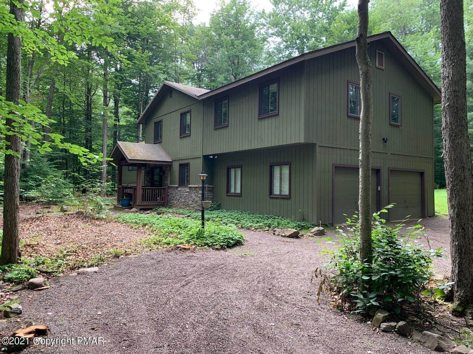 Single Family Homes for Sale at 1507 Beech Spring Drive Pocono Pines, Pennsylvania 18350 United States